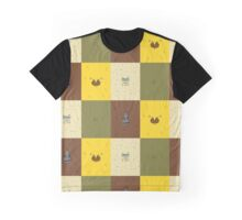 Clarence, Leslie, Sassy & Choomah  Graphic T-Shirt