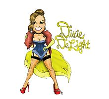 Dixie DeLight by Dan Paul  Roberts