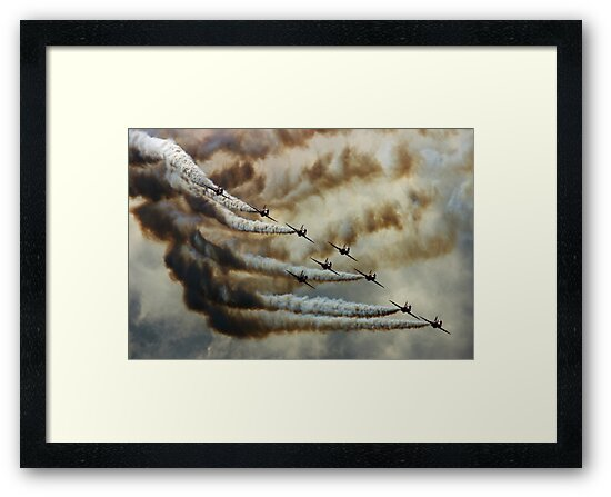 Swooping In (viewed 539 times at 8th Jan 2013) by Cliff Williams