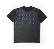 hexagon gone blue Graphic T-Shirt