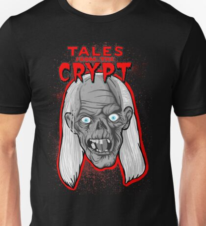 Tales from the Crypt Cryptkeeper Unisex T-Shirt