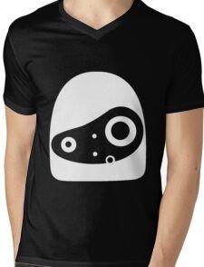Laputa- Robot Head  Mens V-Neck T-Shirt
