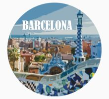 Barcelona is my home by glik