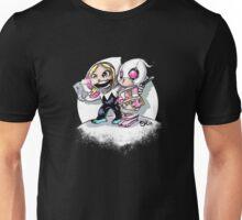 SpiderGwen and Gwenpool Selfie Unisex T-Shirt