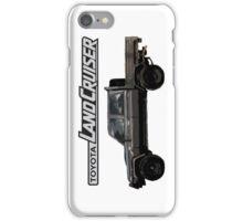Toyota Landcruiser 79 Dual Cab Phone Case iPhone Case/Skin