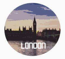London is my home by glik