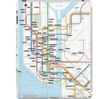 #tagsandthecity / New York iPad Case/Skin