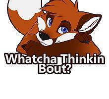 Whatcha Thinkin Bout? by GatorBites