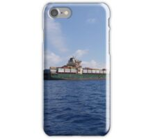 Container Ship iPhone Case/Skin