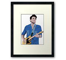 Musical Genius Framed Print