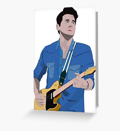 Musical Genius Greeting Card