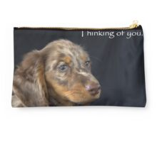 Thinking of you Studio Pouch