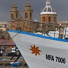MFA 7006, Marsaxlokk, Malta by wiggyofipswich
