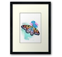 Nature Life Framed Print