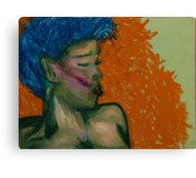 Breath of Dusk Canvas Print