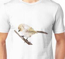 Bushtit Bird Unisex T-Shirt