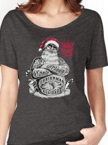 HEAVY Xmas Santa Claus Christmas all days RAHMENLOS Women's Relaxed Fit T-Shirt