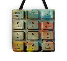 Keyboard II Tote Bag