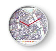 Multiple Deprivation Bethnal Green ward, Tower Hamlets Clock