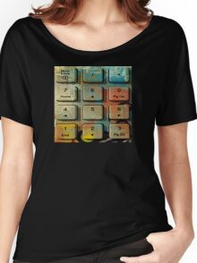 Keyboard II Women's Relaxed Fit T-Shirt
