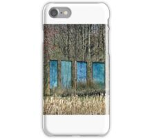 Art in the Woods iPhone Case/Skin