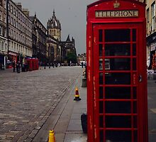 A Game of Telephone by AndreaCouper