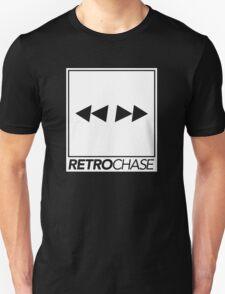 RetroChase - White Logo T-Shirt
