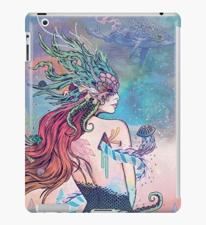 The Last Mermaid iPad Case/Skin