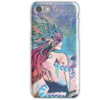 The Last Mermaid iPhone Case/Skin