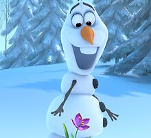 Olaf by zmayer