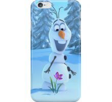 Olaf iPhone Case/Skin