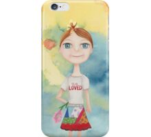 Everday in everyway I am better and better iPhone Case/Skin