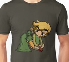 Link and Ezlo Unisex T-Shirt