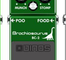 Dinosaur Effects Pedals Sticker