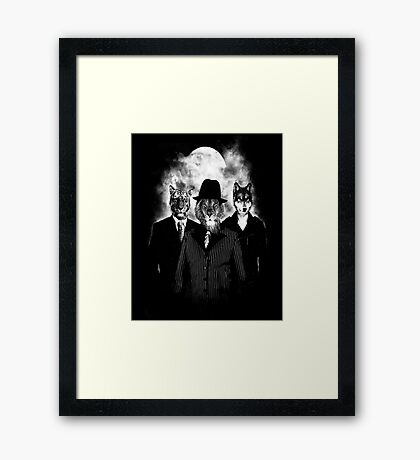 Killers Elite  Framed Print