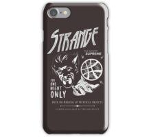 Strange Magic iPhone Case/Skin