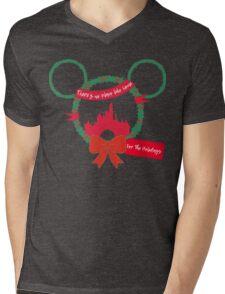 For the Holidays Mens V-Neck T-Shirt