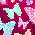 Butterfly Print by Jessica Slater