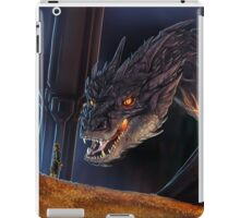You have nice manners for a thief... iPad Case/Skin