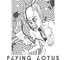 Flying Lotus (You're Dead!) Photographic Print