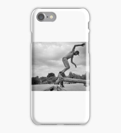 Chris Oliver iPhone Case/Skin