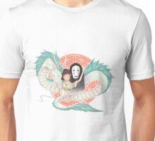 Chihiro & friends !  Unisex T-Shirt