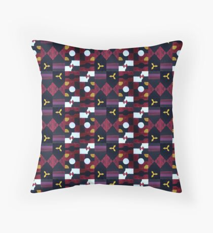 Matthew P Throw Pillow