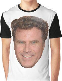 Will Ferrell Graphic T-Shirt