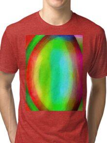 The 3D Ball Tri-blend T-Shirt