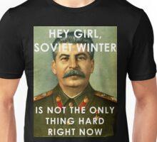 Stalin - Soviet Winter Unisex T-Shirt