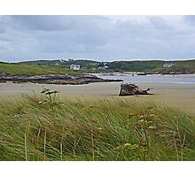 Magheraclogher Beach Photographic Print