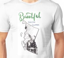 Beautiful British Columbia Unisex T-Shirt