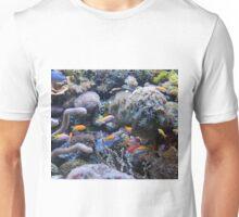 Marine fish & corals Unisex T-Shirt