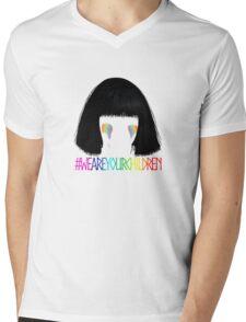 Pride Mens V-Neck T-Shirt